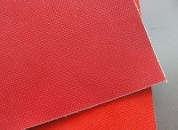 Silicone rubber coating fiberglass insulation fabric