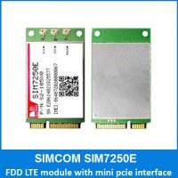 SIMCOM LTE module SIM7250E FDD LTE module suppor TCP/IP/IPV4/V6 Multi-PDP,MT PDP eCall