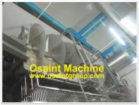 Chicken livestock abattior machine