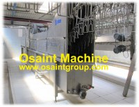 Chicken slaughtering house equipment