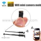Petit mini Wifi sans fil micro caméra module 940nm ir vision nocturne