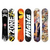Snowboard personnalisable