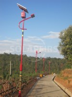 Solar powered led street light/ solar flood lights