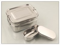 Stainless Steel Lunch Box / Bento Box