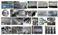 Produits en acier inoxydable (tige de tuyau de tôle et fil)