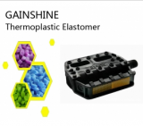 Wearable Thermoplastic Elastomer for Pedal