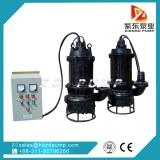 Pompe de dragage de sable submersible, pompe à lisière verticale