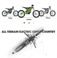 Sur-ron Bee électrique moto 3000 W mid moteur 60 V 32Ah batterie au lithium électrique...