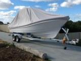 Liya bateau de pêche en fibre de verre 760 à bon prix livraison tout le monde