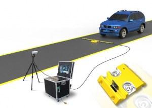 Système de surveillance en véhicule portatives TE-CBS-M01