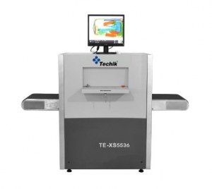 X - ray scanner à bagages TE-XS5536