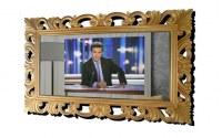 Miroir télé personnalisable