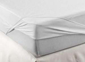 Etanche équipée protège-matelas avec TPU Accompagnement (Couvre matelas / couvre-lits)