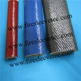 BST Heat Protection Sleeve Silver Fire Sleeving