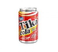 TIKA COLA CANETTE 4 X 6 X 33CL