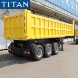 How to operate a semi tipper trailers avoid serious accidents