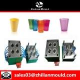 Haute qualité injection plastique tasse moule