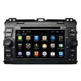Série Toyota gros Android Autoradio lecteur DVD pour Prado 120