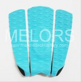 Melors Best Sell EVA Soft Foam Traction Pad for Surfboard
