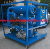 Vacuum Transformer Oil Purification Plant