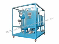 Fully mobile type insulating oil purification system machine
