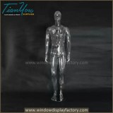 Plastic ghost invisible mannequin for sale