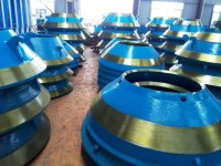 Stock Clean-up! TRIO Crusher Wear Parts