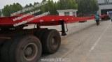 20 30 40 50 m essieu hydraulique turbine à vent lame plate-forme remorque