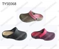 Fashion comfort soft footbed ladies eva sandal clogs
