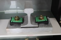 Railway fastening system