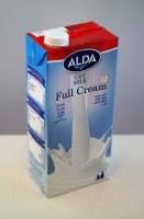 UHT crème entière longue durée de vie du lait, 3,5% de matières grasses (1 litre)