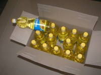 Raffinée, huile de tournesol, huile de maïs, huile de soja raffinée, huile de palme bru...