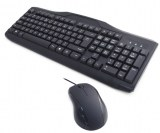 Wired USB Keyboard & Optical Mouse Combo