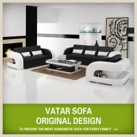 1+2+3 sofa en cuir V003C