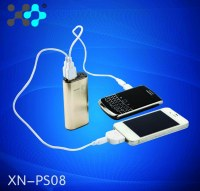 5000mAh External Cellphone Battery Charger for ipad