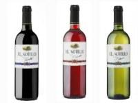 Vins rouge, blanc et rosé El Soltillo - Gilvus