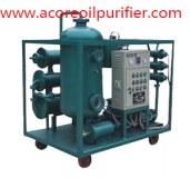 Équipement de nettoyage à l'huile hydraulique à déchets