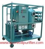 Machine de recyclage des purificateurs d'huile à lubrifiant des déchets