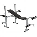 Fitness Workout Weight Bench Training Exercise Bench