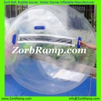 Water Ball, Walking Ball, Water Zorb, Waterball Walker   ZorbRamp.com