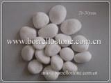 Garden pebble stone