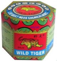 Baume du tigre sauvage.Wild tiger.18.4gr