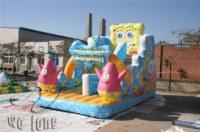 Giant adult inflatable slide/inflatable slide for sale