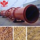China Henan Yonghua Screw conveyor sawdust dryer for sale,wood dryer