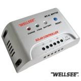 10A Solar lighting controller WS-ALMPPT15 charge regulator