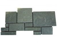 WTG-ZF110 Cyan Quartzite Mats