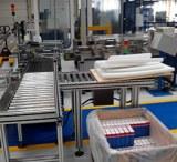 Industrial Modular Conveyor System