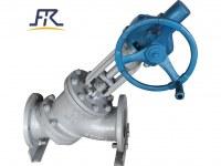 Y Type Slurry Valve,angle valve,slurry valve