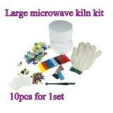 No.1707021 Big promotion Europe fusing kiln & microwave fusing kiln kit microwave glass...