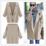 Yasurs™ European Style Chic Lapel Long Cardigan